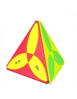 Головоломка QiYi MoFangGe Clover Pyraminx