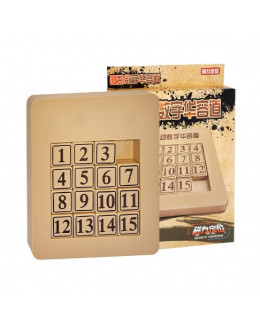 Игра пятнашки YJ 15 Klotski Puzzle Magnetic