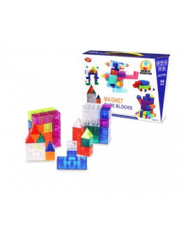 Конструктор Magic block DIY set 34 pcs