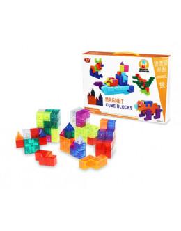 Конструктор Magic block DIY set 68 pcs