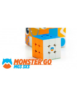 Кубик Monster Go Magnetic 3x3