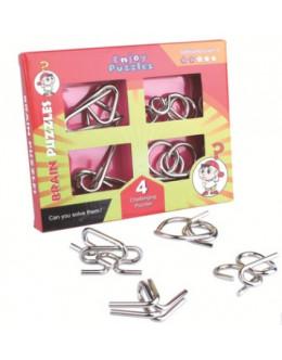 Набор головоломок 4 enjoy puzzle set