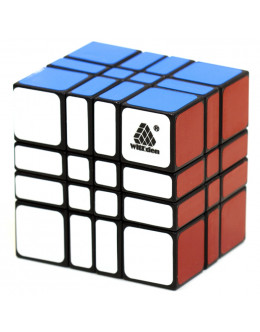 Головоломка WitEden 4x4x3 Camouflage