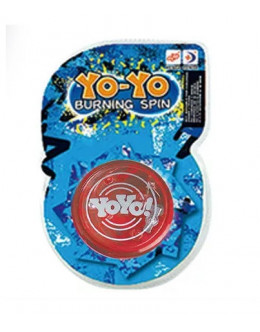 Йо-йо burning spin