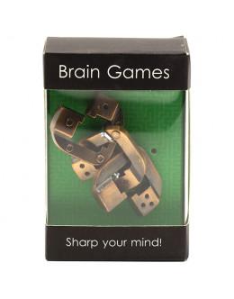 Металлическая головоломка Цепь gift box