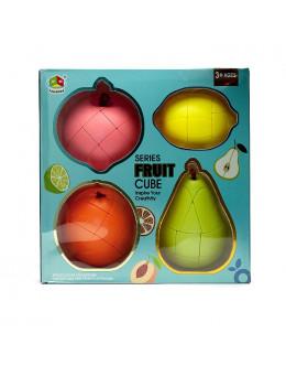 Набор головоломок Fanxin Fruits 4 cubes set