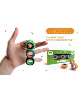 Спиннер магнитные кольца FinGears Magnetic rings