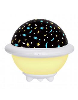 Проектор-ночник UFO Star