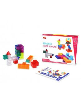 Конструктор Magic block DIY set 17 pcs