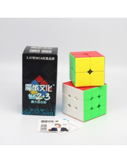 Набор кубиков meilong 2+3