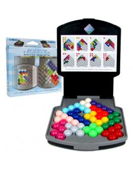 Головоломка Lonpos Colorful Cabin 066 задач