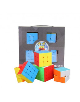 Набор кубиков ShengShou legend 2+3+4+5 set