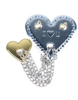Металлическая головоломка Heart