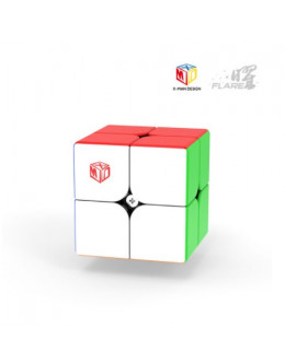 Кубик 2х2 QiYi X-Man Design Flare