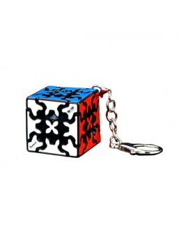 Брелок QiYi MoFangGe Gear 3x3 Cube