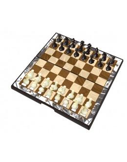 Шахматы магнитные мини