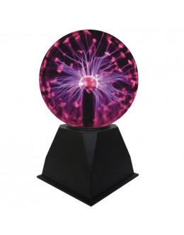 Плазменный шар светильник тесла 13 см
