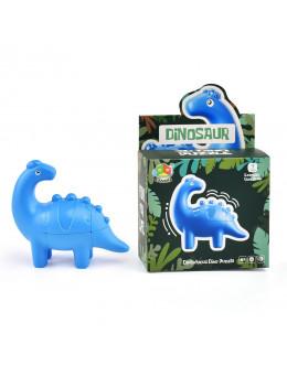 Головоломка FanXin Cute Diplodocus Dino Cube