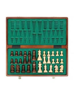 Шахматы Махагон № 40