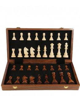 Шахматы Махагон № 45