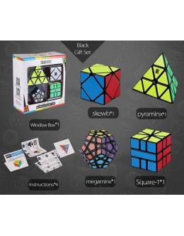 Набор головоломок MoYu Cubing Classroom WCA Set наклейка