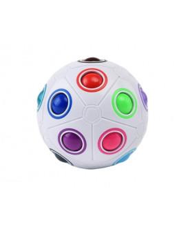 Головоломка FanXin 20 Hole Big Rainbow Ball
