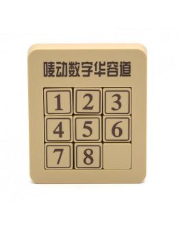 Игра пятнашки 3х3 Klotski Puzzle