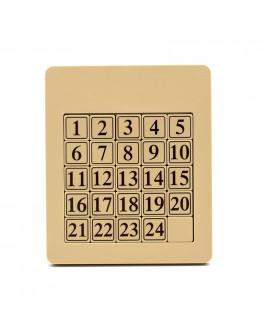Игра пятнашки 5х5 Klotski Puzzle