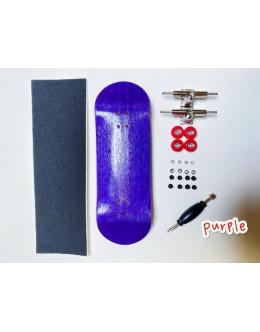 Профессиональный фингерборд fingerboard 34мм Purple