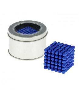 Неокуб, neocube 5мм 216шт синий