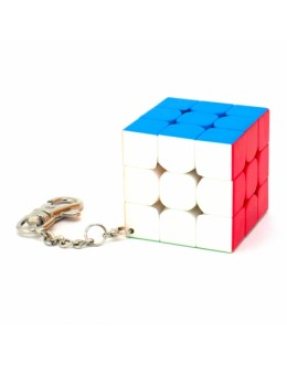 Брелок-кубик MoYu MoFangJiaoShi mini 40 mm