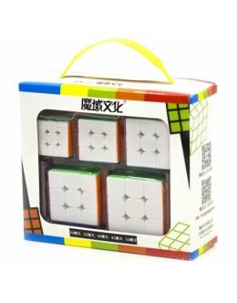Набор мини-кубов MoYu MoFangJiaoShi MF mini