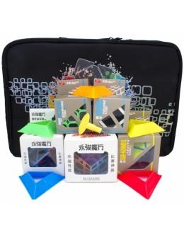 Набор кубиков MoYu Fiber Sticker Set