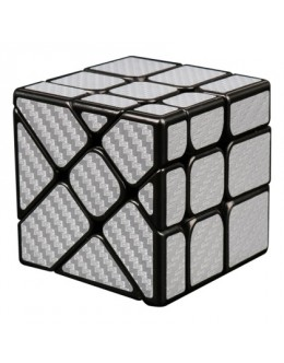 Головоломка Carbon Fibre fisher mirrior cube